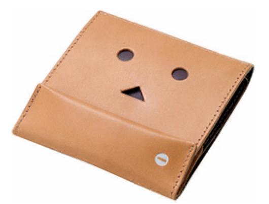 薄い財布 ダンボーver