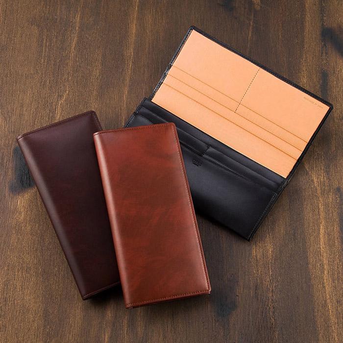 長財布(ササマチ束入)シラサギレザー