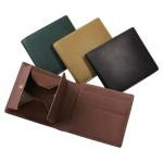 二つ折り財布(BOX小銭付札入)レーニアカーフ