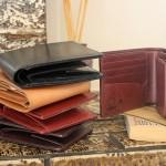 THOMAS 日本製ブライドルレザー二つ折り財布