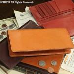 THOMAS 日本製 ブライドルレザー長財布