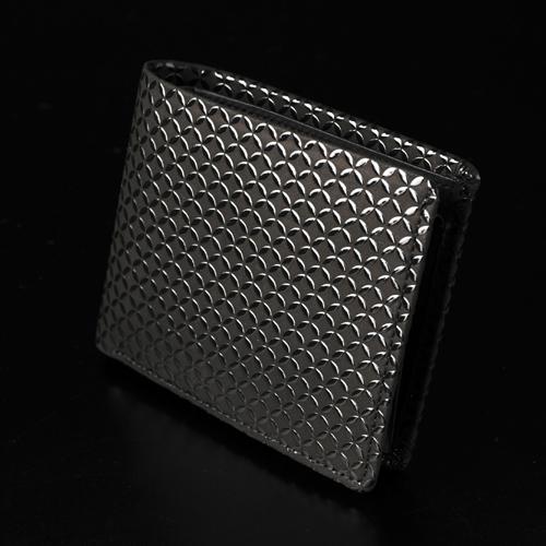 JIZAING×INDEN 二つ折り財布