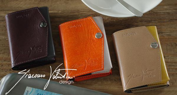 小さい財布 Giacomo Valentini