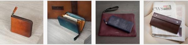 ユハクの財布