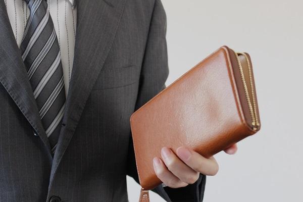 かっこいい財布