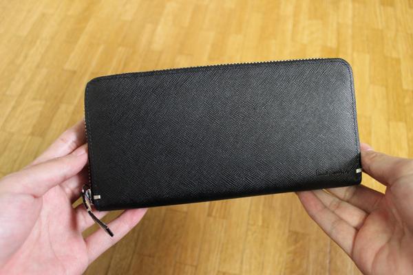 デカい財布