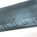 バーバリーの長財布