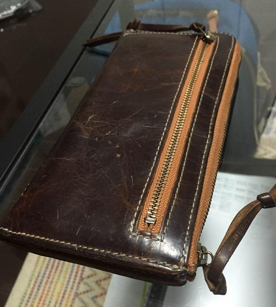 アインソフ長財布