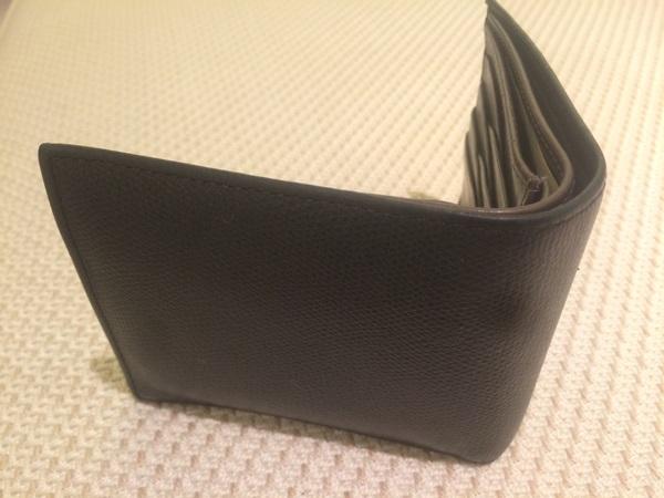 馴染んだ財布