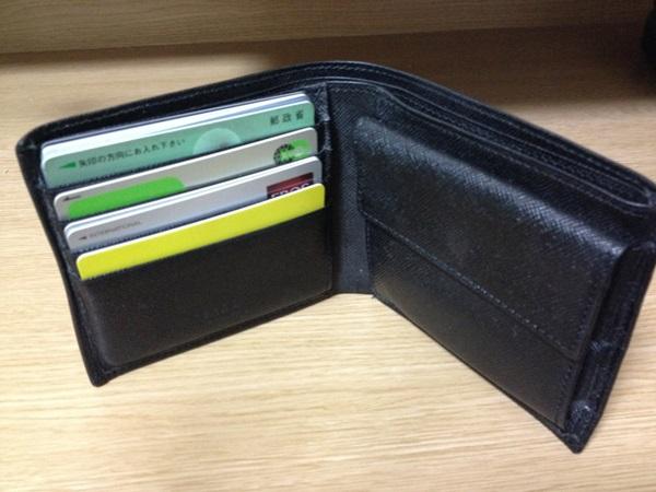 頑丈な財布