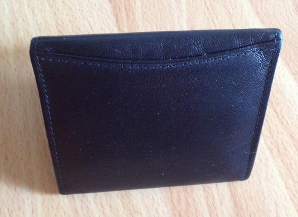 裏面のポケット