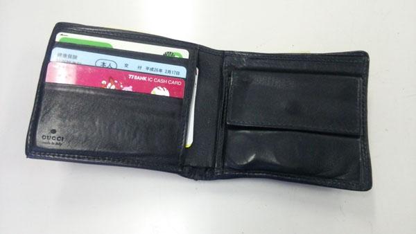 best service ea04e 09e44 嫁さんから貰い4年使用したグッチの二つ折り財布の使い心地は ...