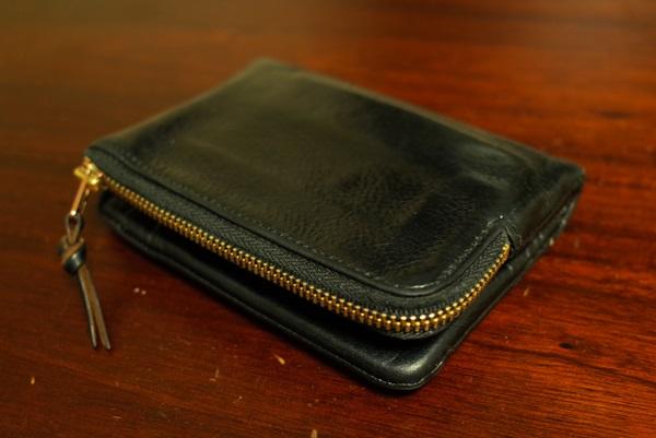 ポーター二つ折り財布