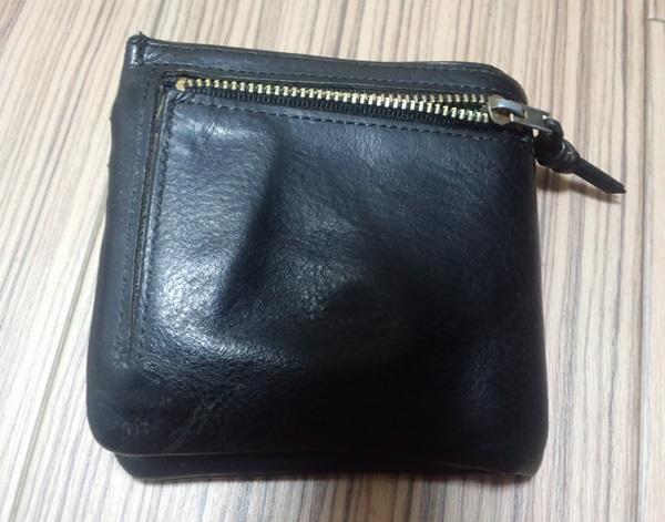 ポーターの革財布