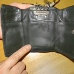 アルファキュービックの財布&キーケース