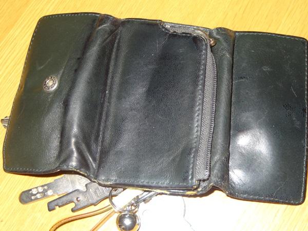 ちょっとした外出用の財布