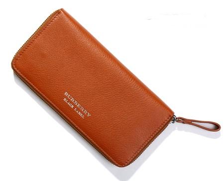 バーバリー長財布