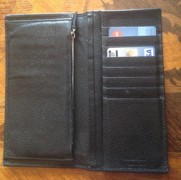 実用的な財布