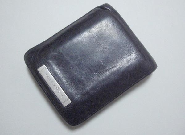 パトリックコックス二つ折り財布
