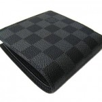 ヴィトン黒の財布