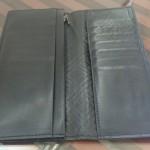 バーバリーブラックレーベルの長財布