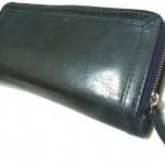 バギーポートのキップレザー長財布