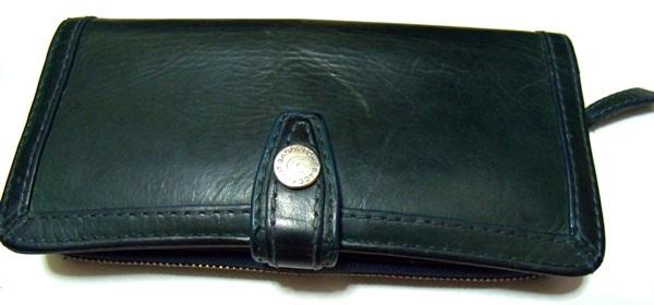 バギーポートのキップレザー長財布2