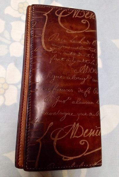 ベルルッティ長財布