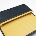 ジャック・ポワリエ長財布の内装