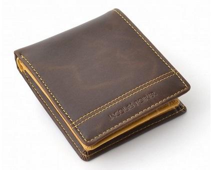 ジャック・ポワリエ二つ折り財布