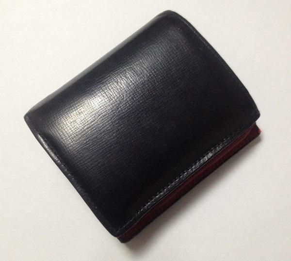 ラルコバレーノ二つ折り財布