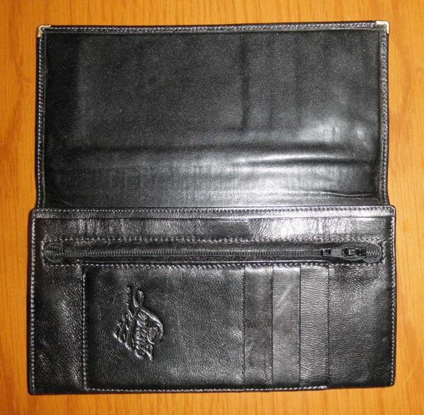 レパント長財布の機能性はイマイチ