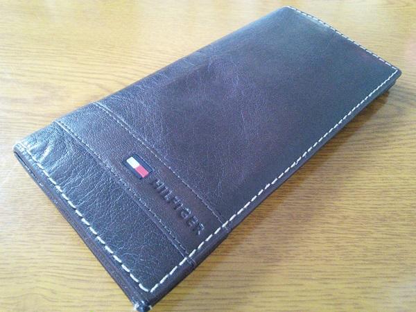 buy popular bbf78 9829e コストパフォーマンス良いトミーヒルフィガー長財布レビュー ...