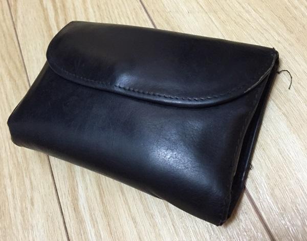 ホワイトハウスコックス三つ折財布