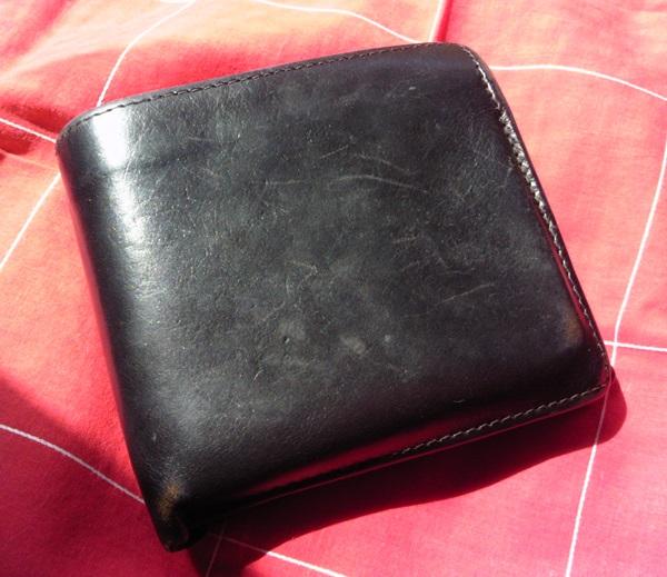 ホワイトハウスコックス二つ折り財布