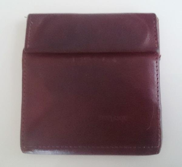 アブラサス薄い財布正面