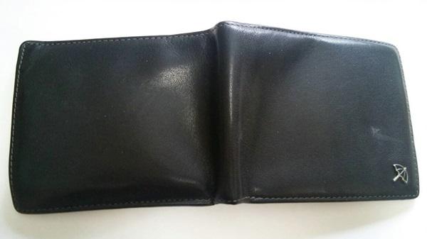 丈夫なアーノルドパーマー財布