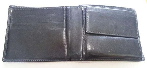 アーノルドパーマー財布の内部