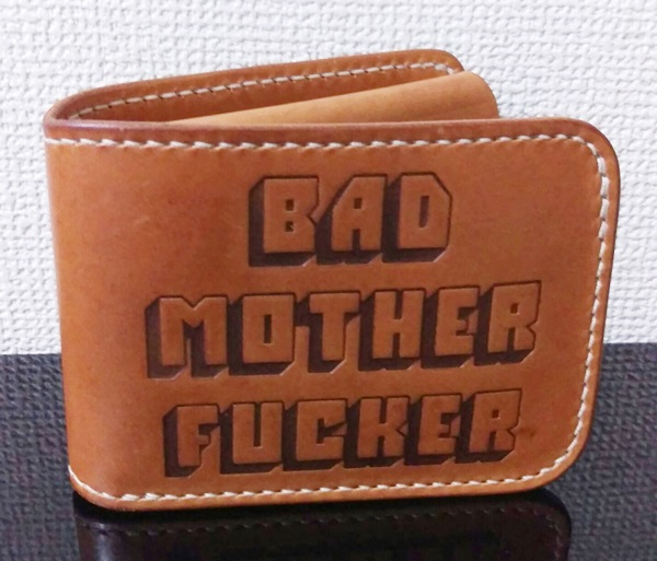 Bad Mother Fucker財布、通称BMF財布