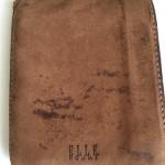 ELLE HOMME(エル オム)の二つ折り財布