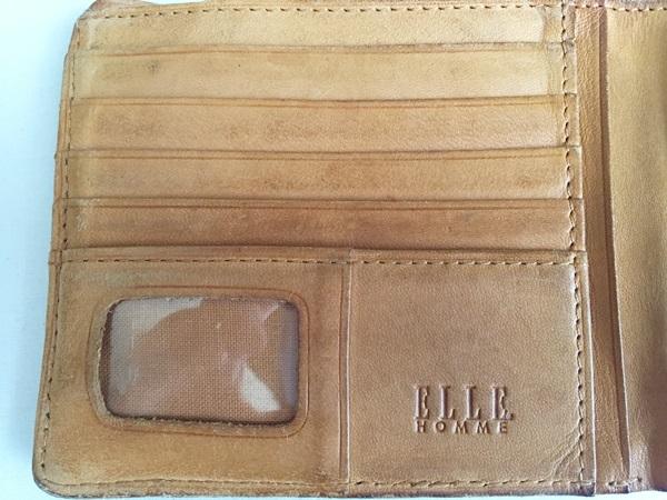 コンパクトな財布