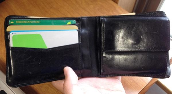 ミラショーンの財布を使ってみて気づいたこと・感じたこと