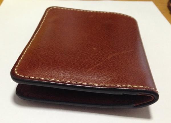 すっきりスマートな財布