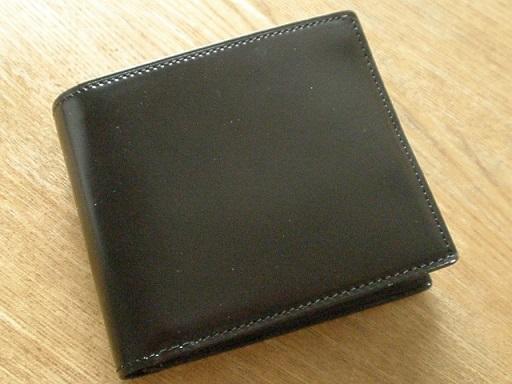 ヴェオルコードバン財布