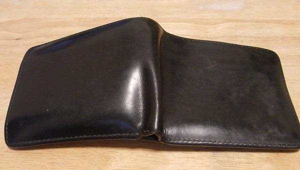 10年使ってきた財布