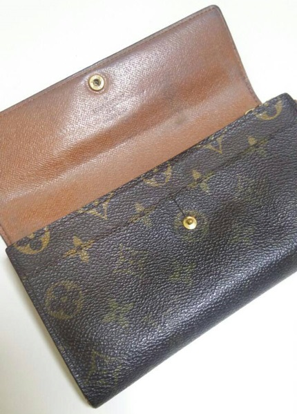 ヴィトン長財布の使い心地