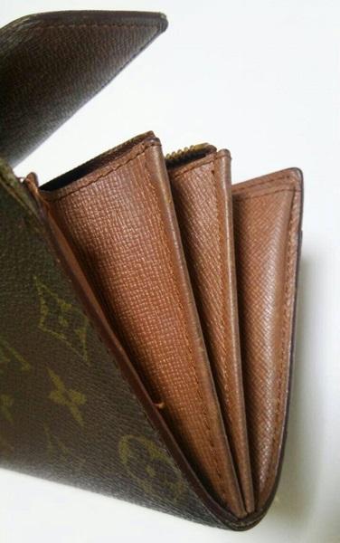 5年使っているヴィトンの財布
