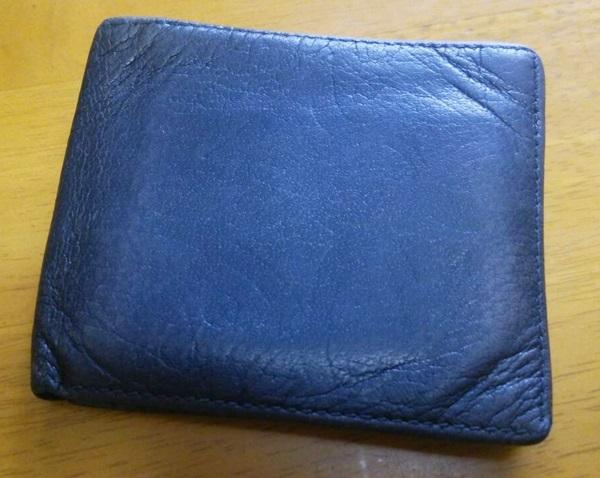 ヴィヴィアンウエストウッドの二つ折り財布