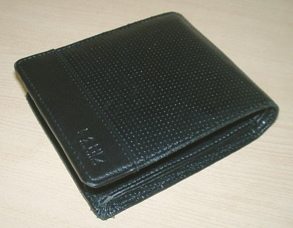 カンザンの二つ折り財布