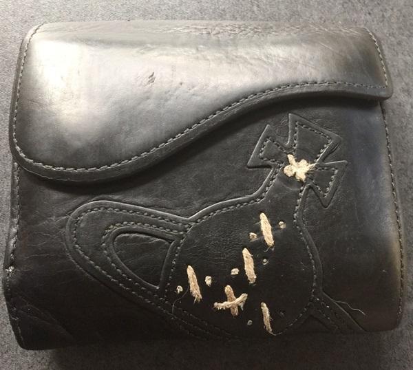 ヴィヴィアンウエストウッドの財布